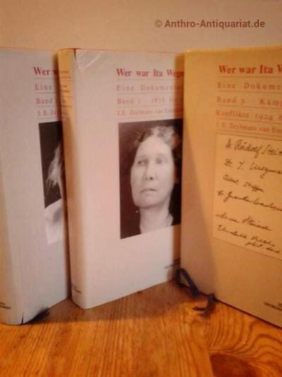 Wer war Ita Wegman : eine Dokumentation