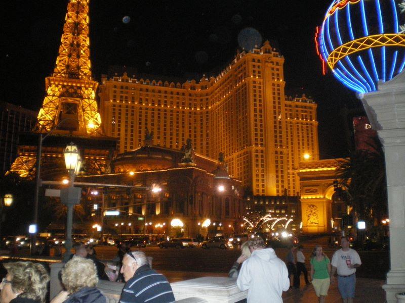 Dominique Le Tourneau: Las Vegas