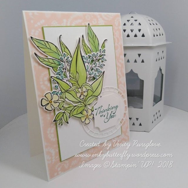 Wonderful Romance Stampin Up