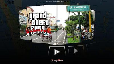 Download GTA SA Lite Indonesia v5 100 MB Gratis