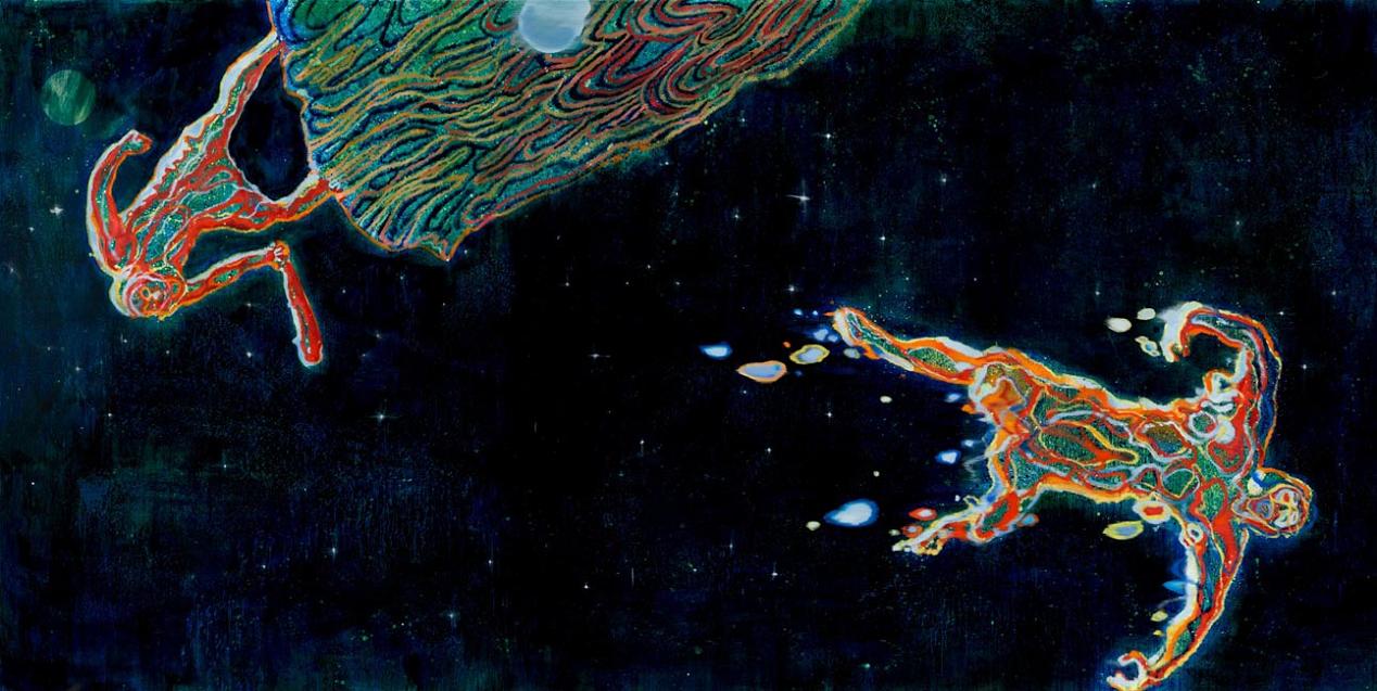 Resultado de imagen para daniel richter pinturas