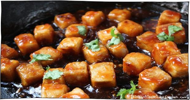 Sweet & Spicy Recipe