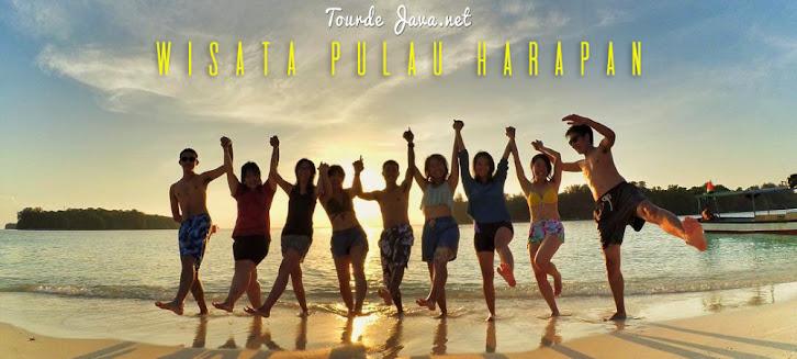 Explore pulau harapan paket wisata lengkap pulau seribu