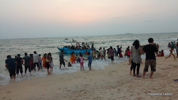 malpe beach udupi attractions