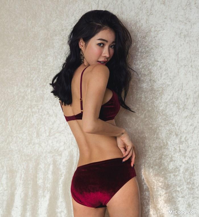 Image Korean-Model-An-Seo-Rin-012018-MrCong.com-011 in post Người đẹp An Seo Rin trong bộ ảnh nội y tháng 01/2018 (153 ảnh)