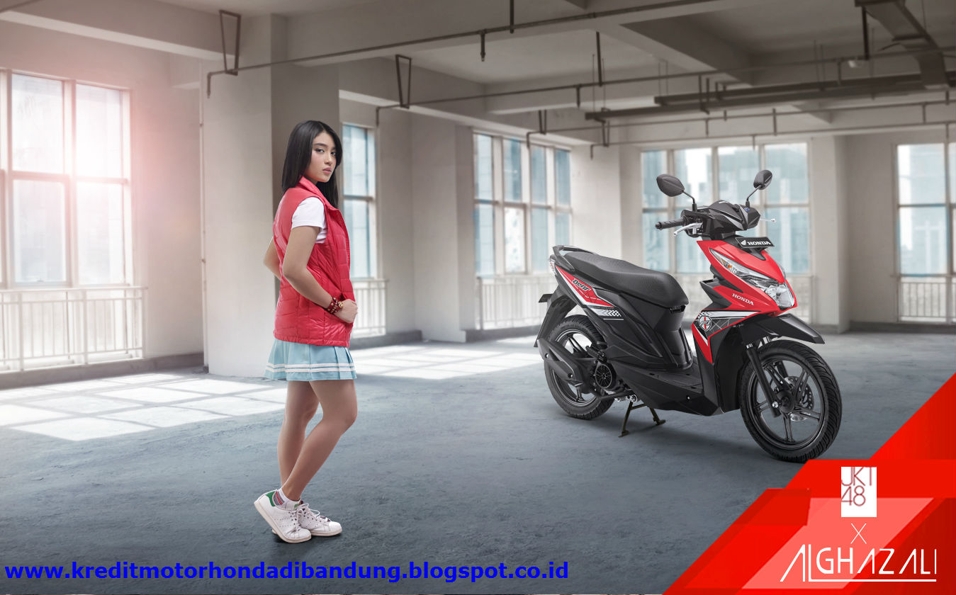 Promo Kredit Motor Honda Paling Murah Terbaru All New Beat Esp Sporty Cw Dance White Pemalang 125 Cc Tahun 2016