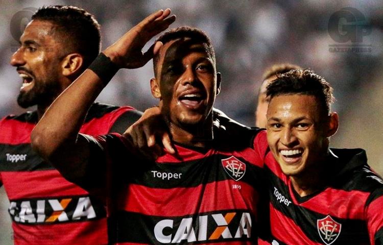 Segundo imprensa paulista, Palmeiras estaria interessado em atacante destaque do Vitória 1