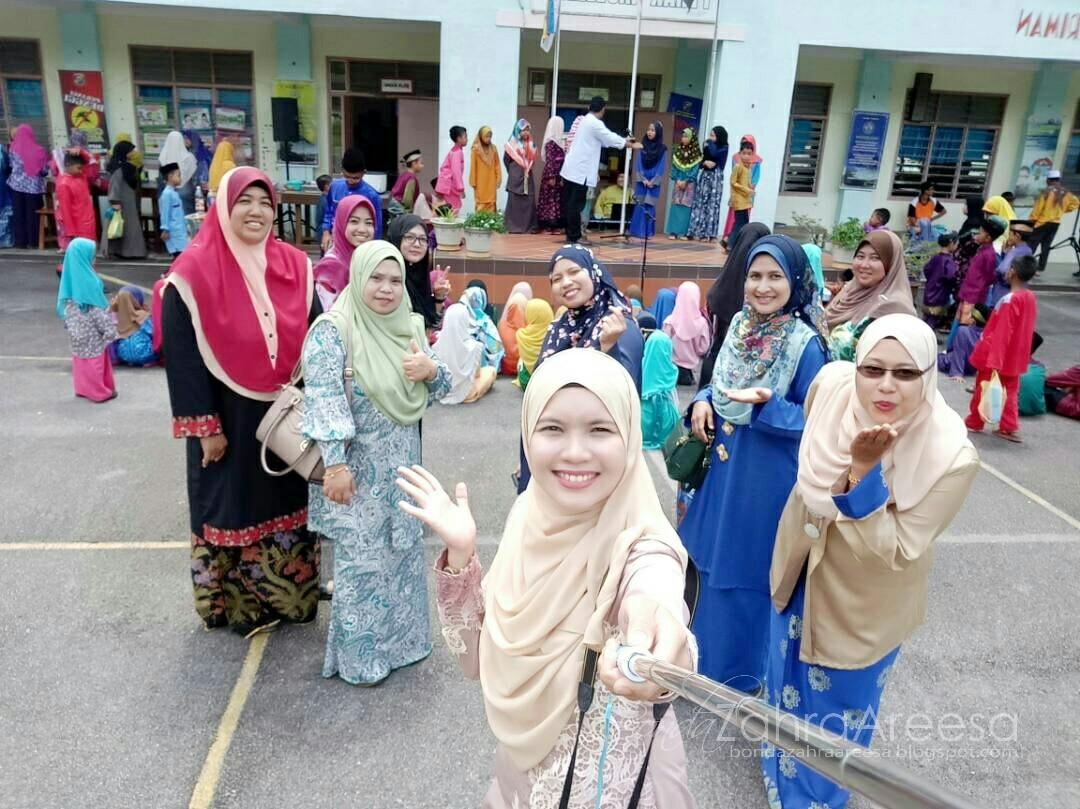 Jamuan Hari Raya Aidilfitri Di Sekolah