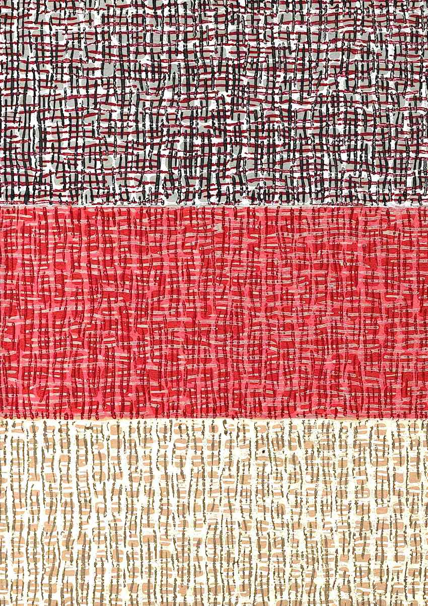 1954 wallpaper color sample