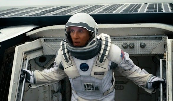 Foto Cooper di Film 'Interstellar'