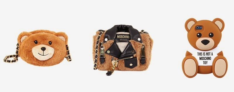 Moschino Ready To Bear, Moschino Bear, Moschino, Moschino New Capsule Collection Fall Winter 2015 - 2016, Moschino Fall Winter 2015 - 2016, Moschino Teddy Bear