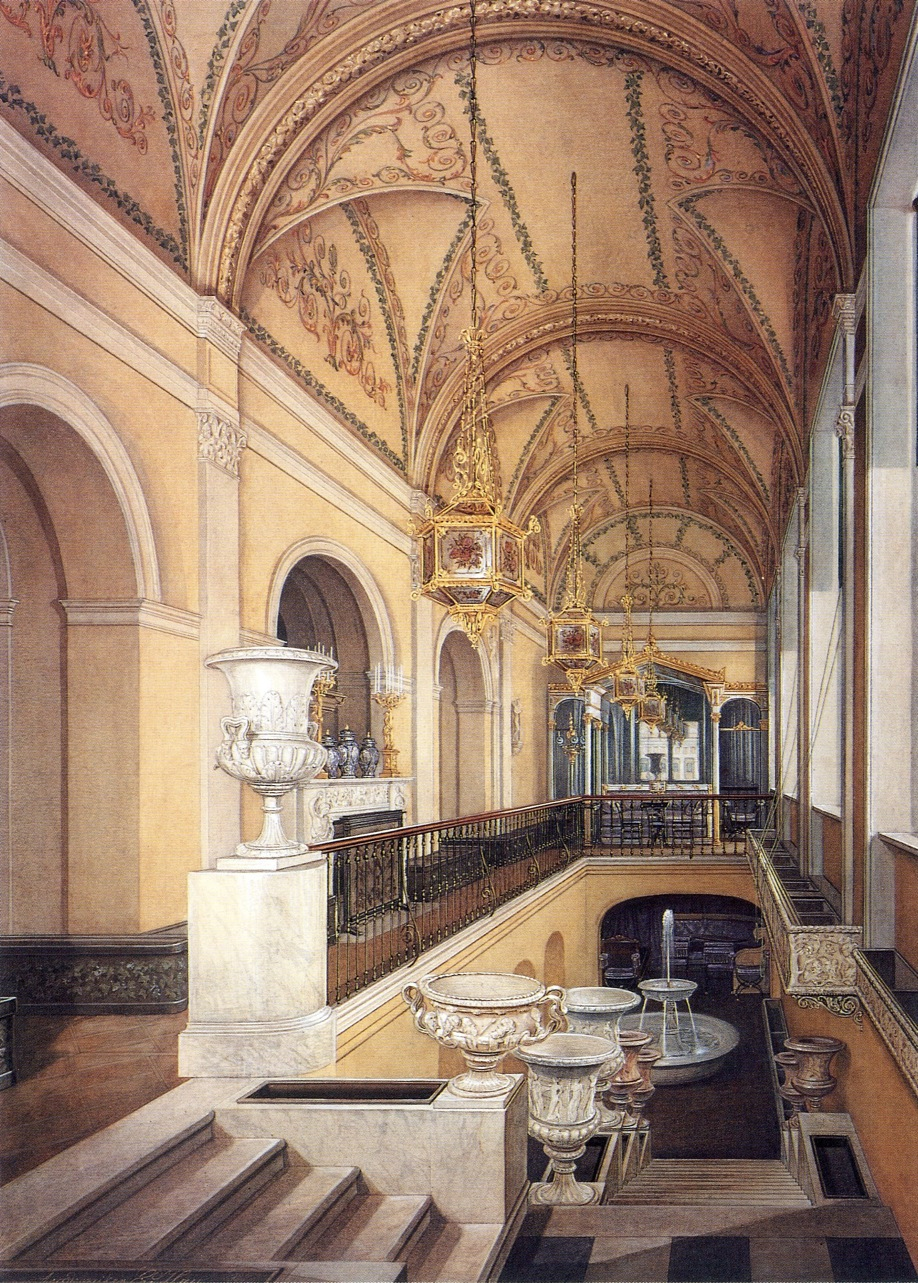 FOR PILAR The Suite of Empress Alexandra Feodorovna at