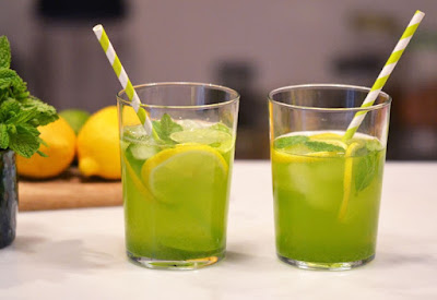 Moringa Lemonade Detox #Superfood