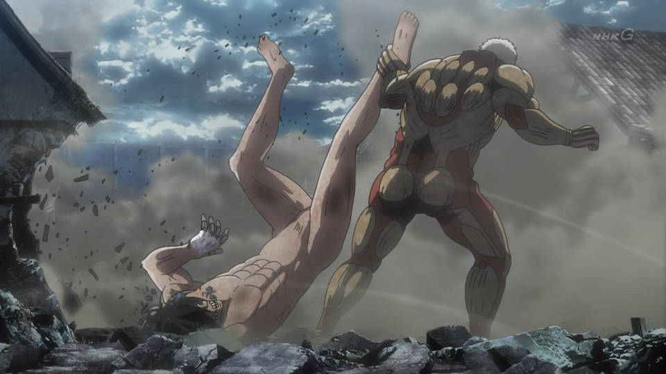 Shingeki no Kyojin Season 3 Part 2 - Episode 2