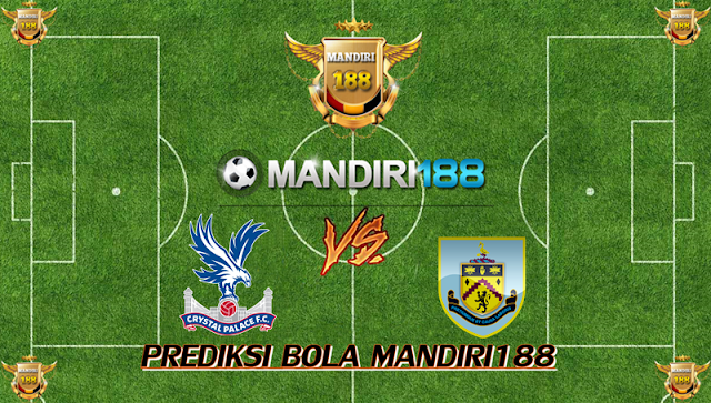 AGEN BOLA - Prediksi Crystal Palace vs Burnley 13 Januari 2018