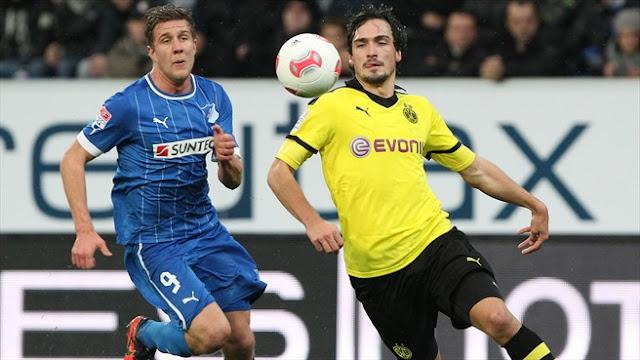 Prediksi Hoffenheim Vs Borussia Dortmund 24 September 2015