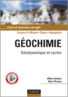 Télécharger Livre Gratuit Géochimie, Géodynamique et cycles pdf