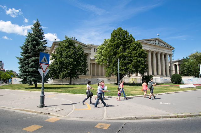 Parco Municipale di Budapest