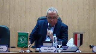 وزير الزراعة والاستصلاح الأراضي يوافق على تخصيص قطعتي أرض لإقامة مدرستين بمركزى ههيا والإبراهيمية بالشرقية