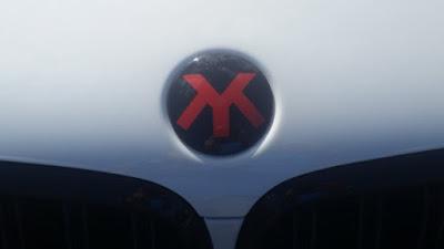 Logo personalizado en los carros de Yoan Moncada