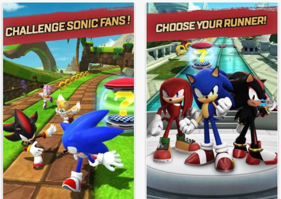 El mejor juego de Sonic para Android e iOS (Celulares y Tabletas)