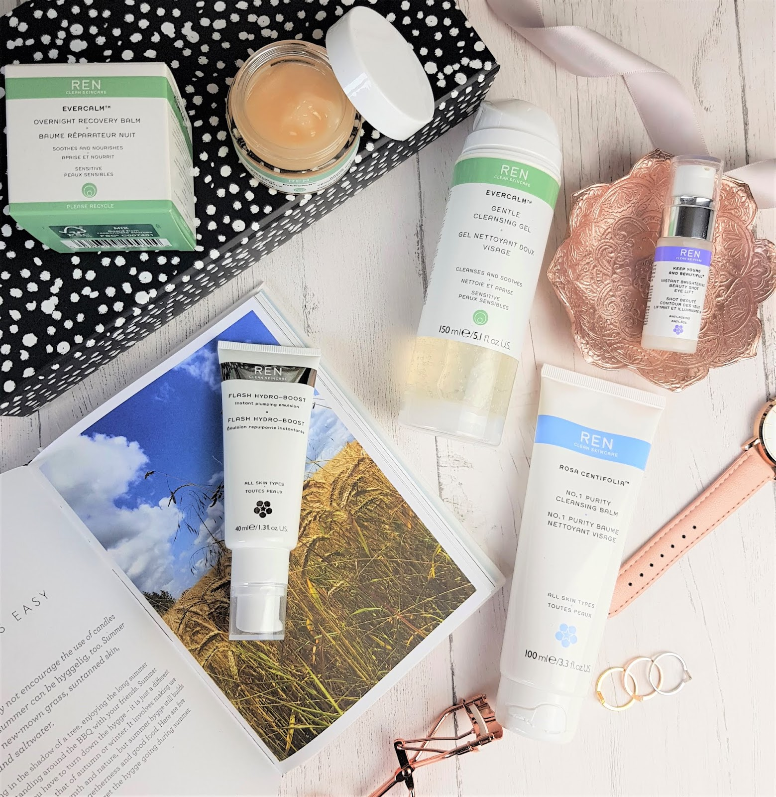 REN Skincare Favourites. 5 To Try From REN Skincare