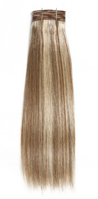 PRE-COLORED HUMAN HAIR YAKI STRAIGHT丨2 PIANO BLOND COLORS