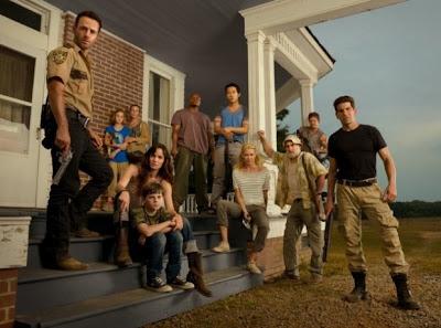 Fotos do Elenco de The Walking Dead :: 2a. Temporada 10