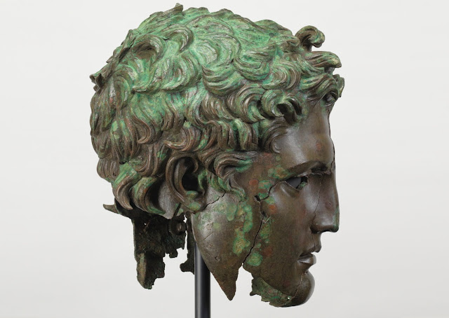 Demetrius Poliorcetes: A monumental Hellenistic bronze restored