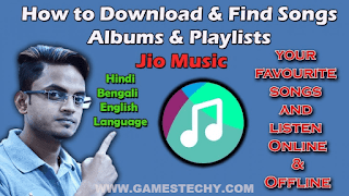Download Jio Music Apk
