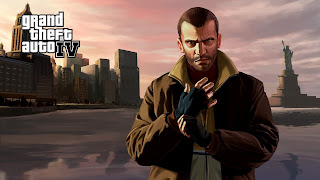 Grand Theft Auto IV Cover Photo