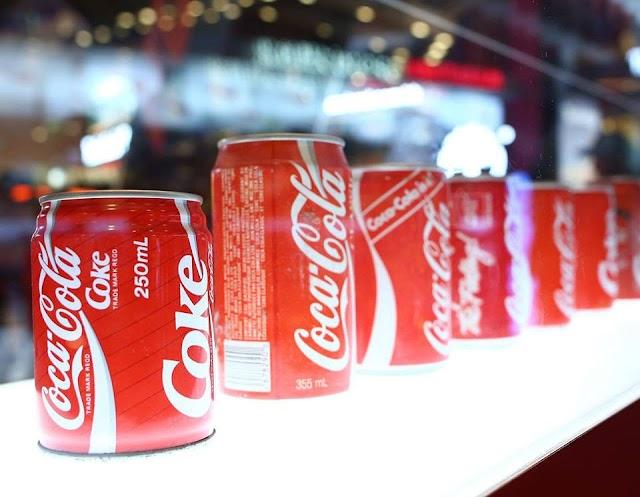 【朗豪坊】「你夠唔夠紅」免費請飲可樂 同場展出經典罐裝設計