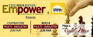 Multi Industry Job Fair : Multiple Companies : Multiple Vacancies : On 19th & 20th Sep 2015