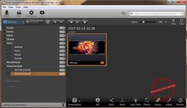 تحميل برنامج photo supreme فهرسة الصور برابط مباشر أخر إصدار  مجانا