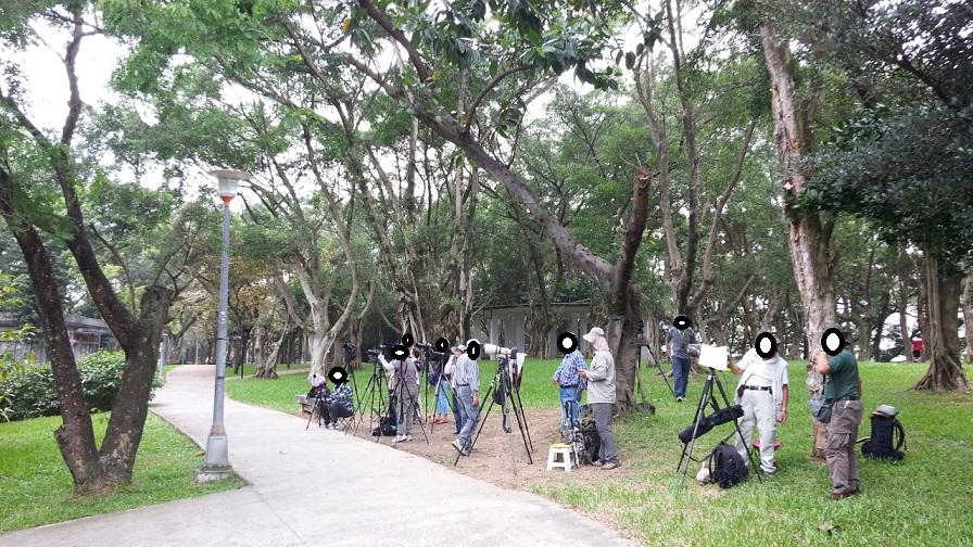 葛西健二の臺灣雜記: 五色鳥 家附近的公園