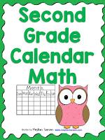 https://www.teacherspayteachers.com/Product/Calendar-Math-Sheet-749819