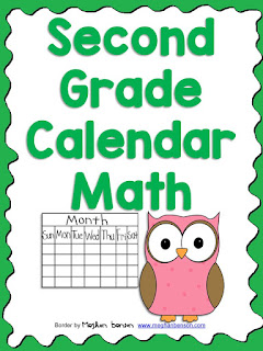 https://www.teacherspayteachers.com/Product/Calendar-Math-Sheet-749819