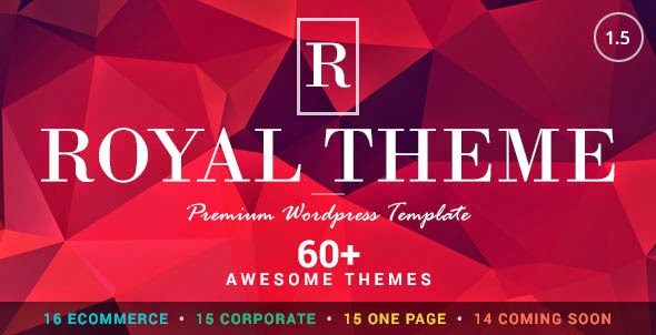 Royal v1.5.2 Multi-Purpose WordPress Theme