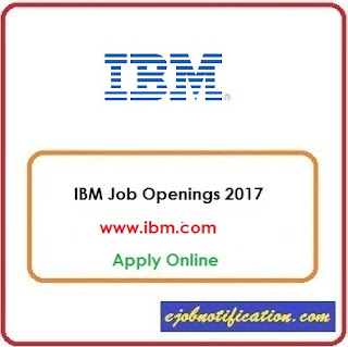 IBM Job Openings 2017 For Freshers As System Engineer Across India