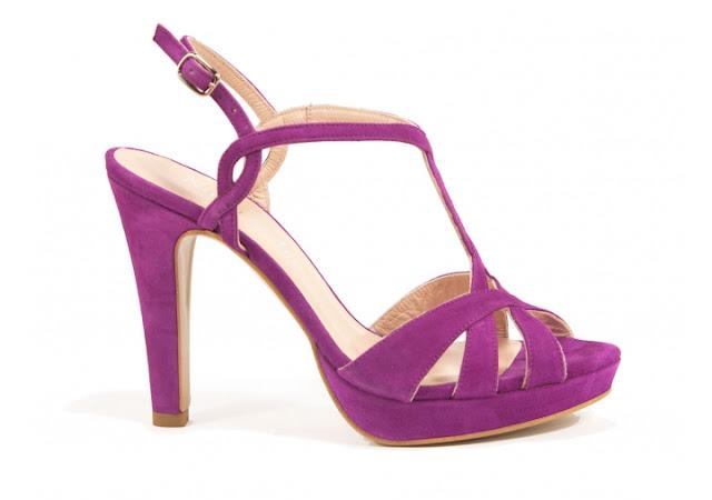 Zapatos de fiesta con mucho estilo blog de belleza - Zapatos nuria cobo ...
