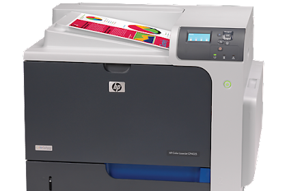 Download HP LaserJet CP4025dn Drivers