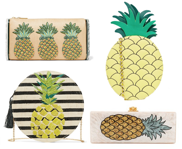 Pineapple Handbags