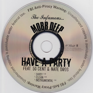 Mobb Deep – Have A Party (2005) (Promo CD Single)