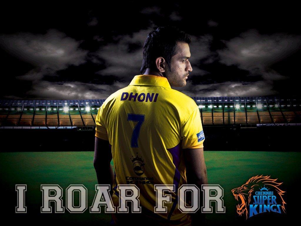 Chennai Super Kings Is Ready To Roar