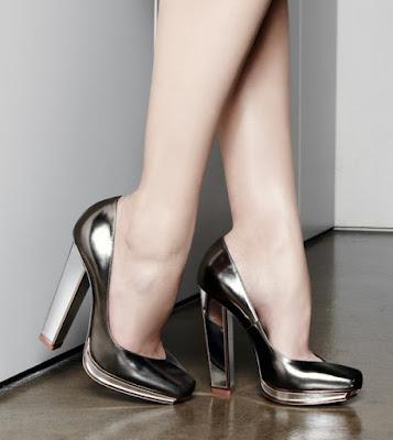 Zapatos de tacon alto bonitos