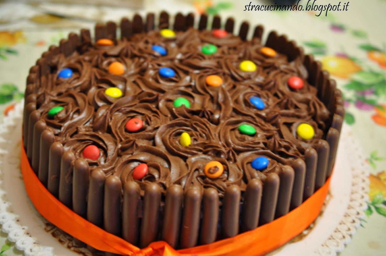 Angolo Cottura Torta Al Cioccolato