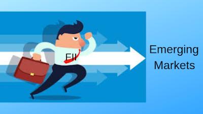 FII attract emarging market