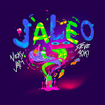 Nicky Jam & Steve Aoki - Jaleo - Single Cover