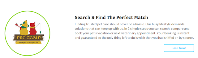 Furlocity Search and Find page