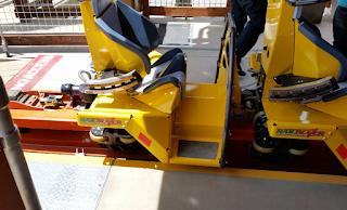 RailBlazer Opens to the Public Today.